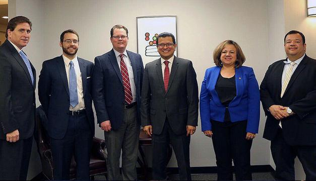 El Salvador pide a Honduras y Haití gestiones conjuntas ante EEUU