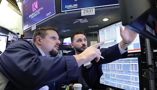 Sectores industrial y energético impulsan a Wall Street