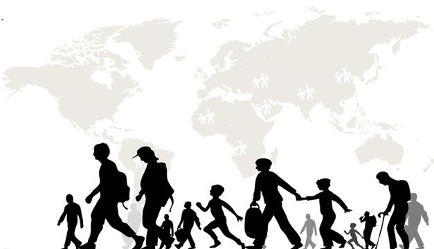 Cambio climático generará 143 millones de migrantes antes de 2050