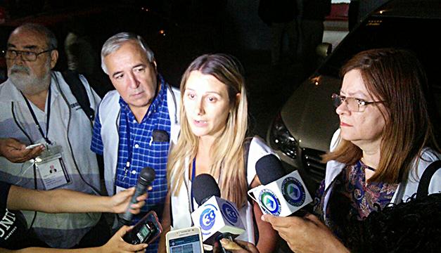 Observadores europeos felicitan civismo electoral en El Salvador