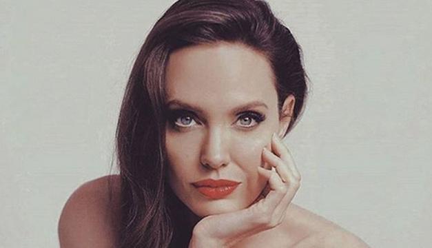 Angelina Jolie... ¿en pareja con un joven 10 años menor?
