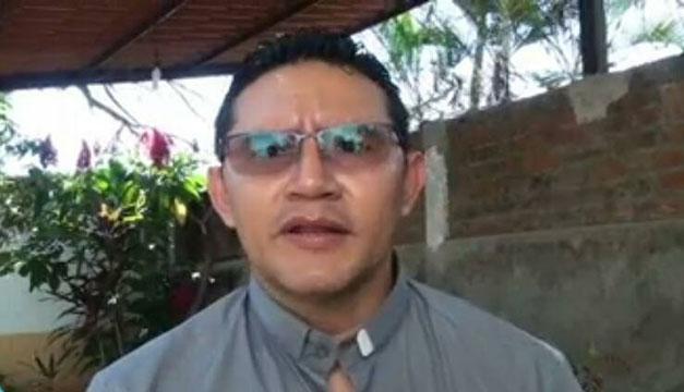 Asesinan a un sacerdote durante acto religioso de Semana Santa