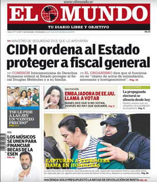 El Mundo Digital 01/03/18