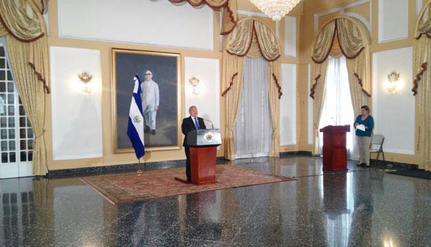Presidente de El Salvador anuncia cambios en el Gobierno
