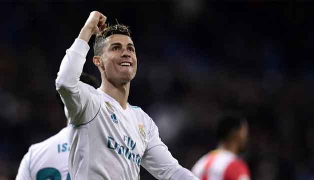 Rememorando a Hugo, Cristiano Ronaldo da cereza a equipo merengue