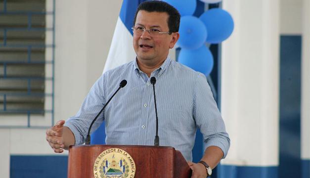 Hugo Martínez anuncia su precandidatura presidencial por el FMLN en El Salvador