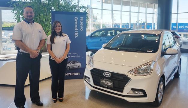 Hyundai Lanza Gran I10 2019 En El Salvador Diario El Mundo
