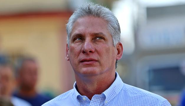Miguel Díaz-Canel, es el nuevo presidente de Cuba — Día histórico
