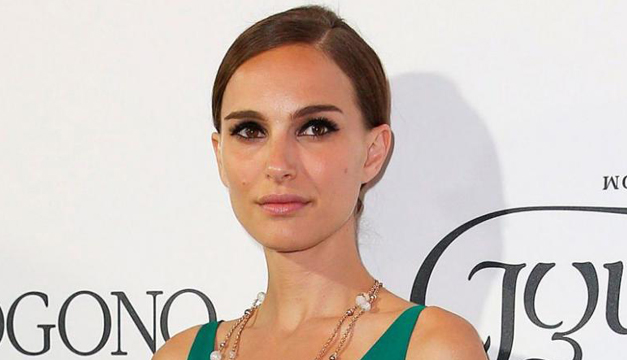Natalie Portman rechaza premio de su país de origen
