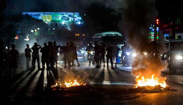 Violencia en Nicaragua deja una nueva víctima