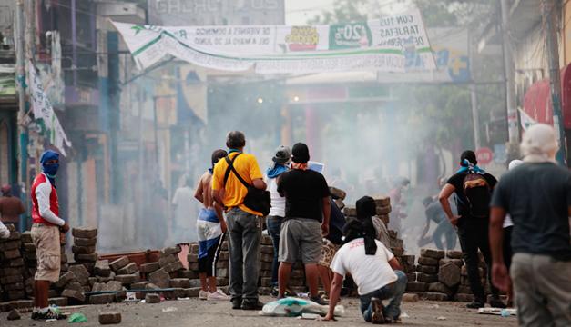 Iglesia nicaragüense convoca diálogo ante crecientes protestas contra el gobierno