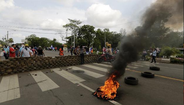 Amnistía Internacional documenta ataque contra universitarios nicaragüenses
