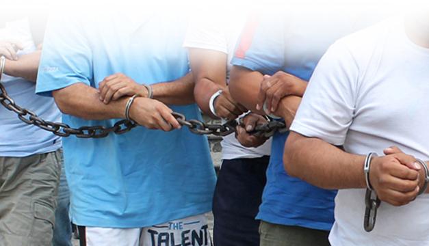 Condenan a siete pandilleros a penas entre 80 y 351 años