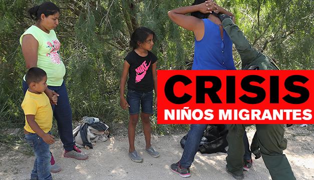 Trump ordena reunir a las familias de inmigrantes separadas