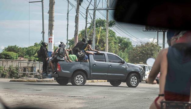 Sin Ortega y con un paro, el diálogo vuelve a Nicaragua