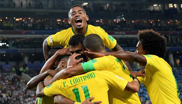 Brasil fue la selección más protagonista en Facebook en el Mundial