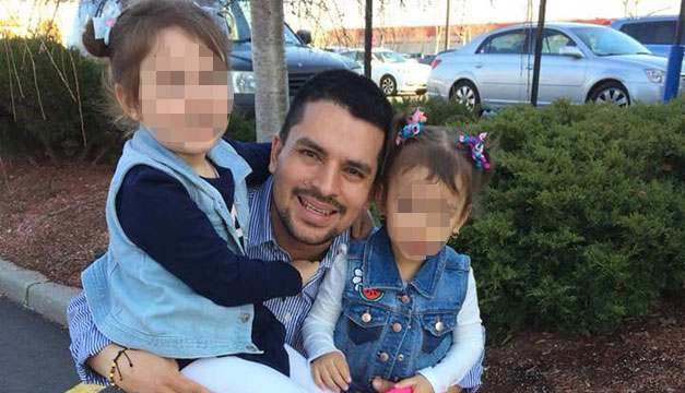 Entregó una pizza en una base militar y lo quieren deportar — EEUU