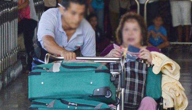 Productos en polvo serán restringidos en vuelos hacia EEUU