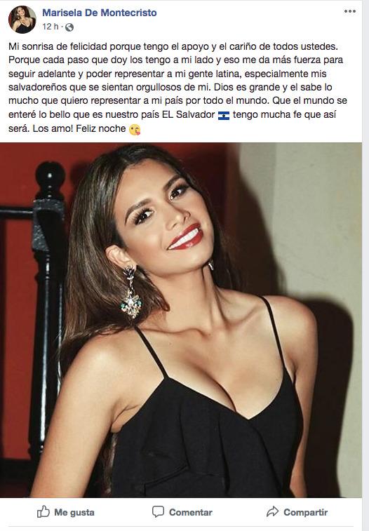 Marisela De Montecristo Se Fue Al Centro De San Salvador Diario El