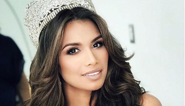 Olocuilta Recibe A La Nueva Miss Universo El Salvador Marisela De
