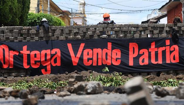 Va delegación de UE a Nicaragua por violencia; van 200 muertos