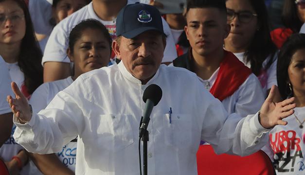 Asamblea nicaragüense le da control de tribunal electoral a Ortega
