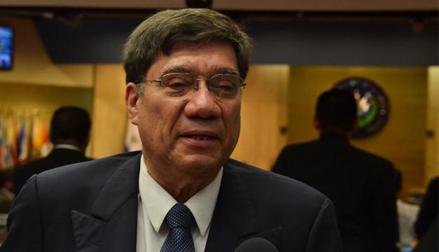 Exdiputado Juan José Martel está internado en el Hospital El Salvador