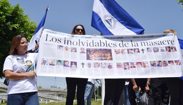 Ortega señala a obispos de golpistas — Nicaragua