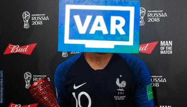 Memes de la victoria de Francia sobre Croacia