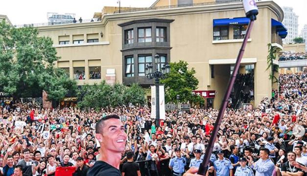 El mensaje oculto de Cristiano Ronaldo para Lionel Messi