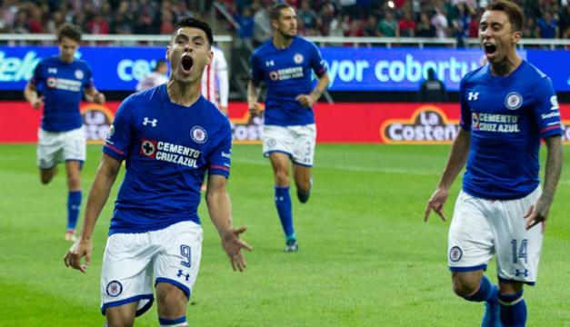 221b1189d84a0 Cruz Azul promete hacer historia en nuevo torneo del fútbol mexicano ...