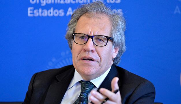 La OEA aprueba propuesta para crear un grupo de trabajo para Nicaragua