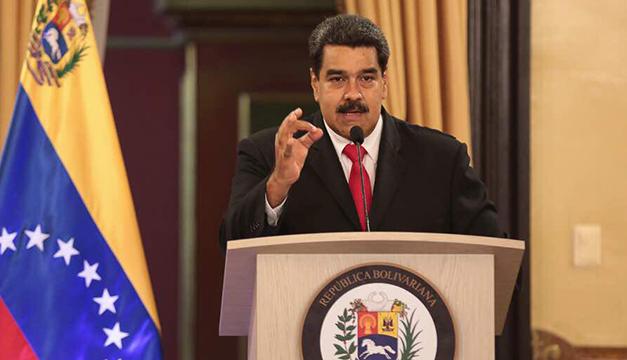 Internacionales: Maduro culpa a Santos de supuesto atentado