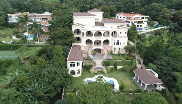 Image result for antonio saca mansion
