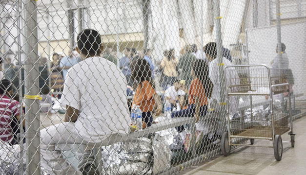Denuncian abuso sexual de tres menores salvadorenas en albergues de EU