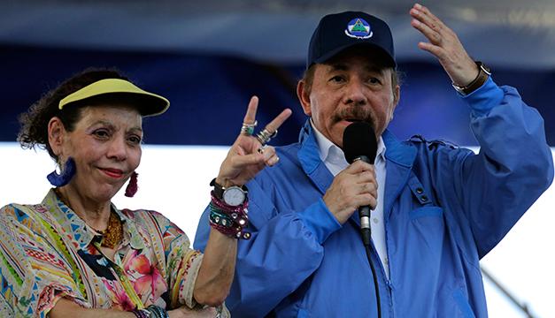 UE sanciona a la esposa y al hijo de Ortega por violación a derechos humanos en Nicaragua
