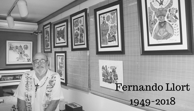 Fallece artista salvadoreño Fernando Llort