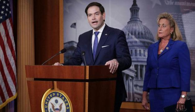 Marco Rubio: EE.UU. está considerando todas las opciones para Venezuela
