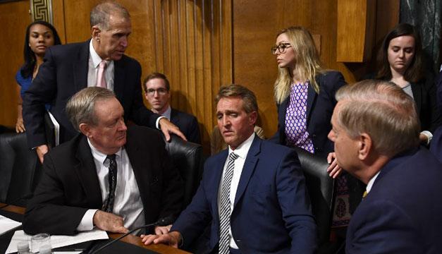 Pese a acusaciones, el Comité de Justicia avala a Brett Kavanaugh