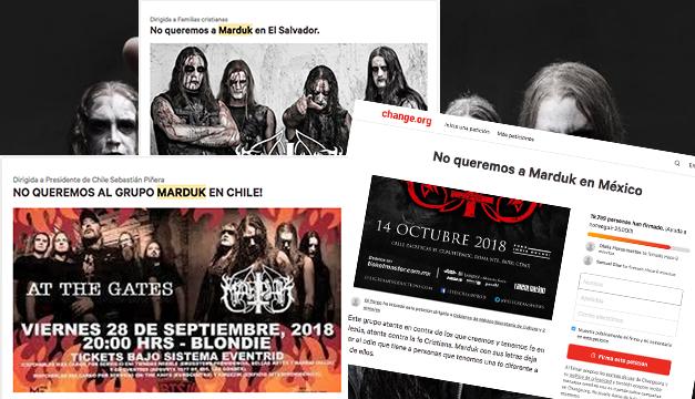 La persecución a Marduk: cuando satanizar al metal es la salida fácil