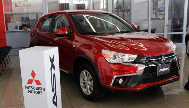 Mitsubishi asx 2019 precio