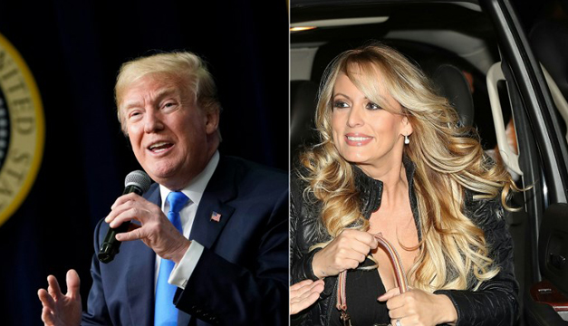 Stormy Daniels reveló detalles de encuentro sexual con Donald Trump
