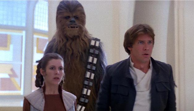 7898944c51d92 La chaqueta de Han Solo y otros tesoros de cine se subastan en Londres