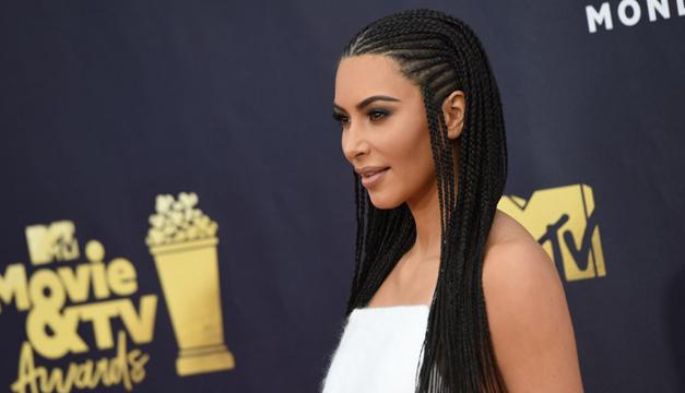 Fan califica de vulgar a Kim Kardashian por sugerente foto — Instagram