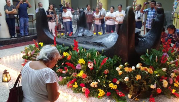 Continúan celebraciones en El Salvador por canonización de Romero