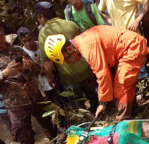 Lluvias dejan un muerto Morazán y severas inundaciones en Bajo Lempa