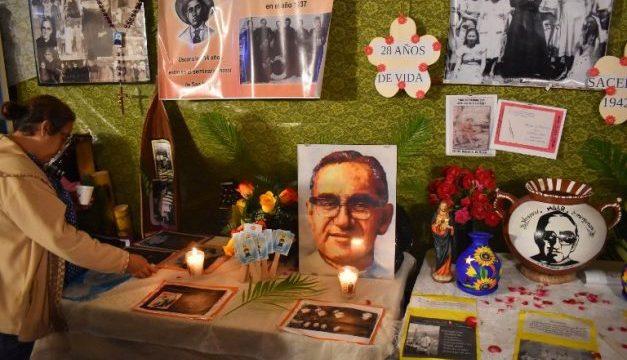 VIDEO | Celebración de canonización de Óscar Romero