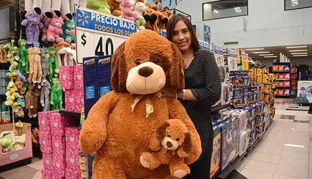 Walmart Presento Juguetilandia Y Su Campana Haz Magia Diario El