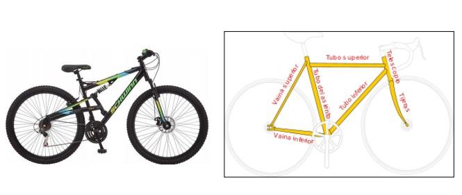 Advierten sobre uso de bicicleta de montaña marca Schwinn