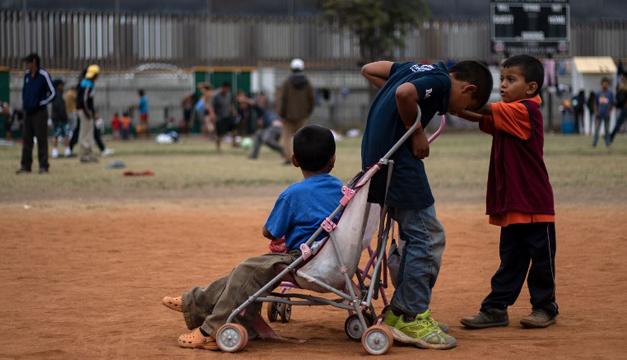 Resultado de imagen para La Unesco pidió mayor esfuerzo para integrar a los niños migrantes en las escuelas